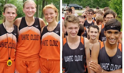 Cross Country Teams at KC